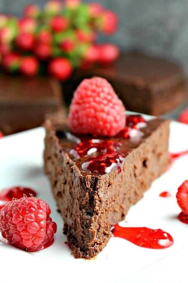 Chocolate Flourless Cake