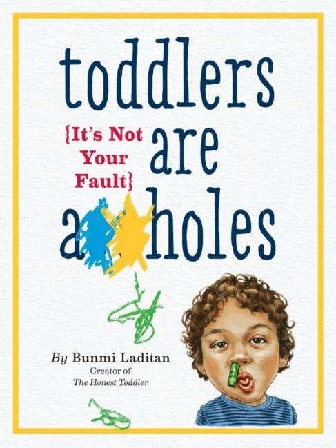 Toddlers Are A**holes: It's Not Your Fault by Bunmi Laditan