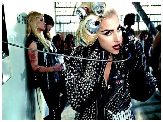 "Lady Gaga ft. Beyoncé, ""Telephone"""