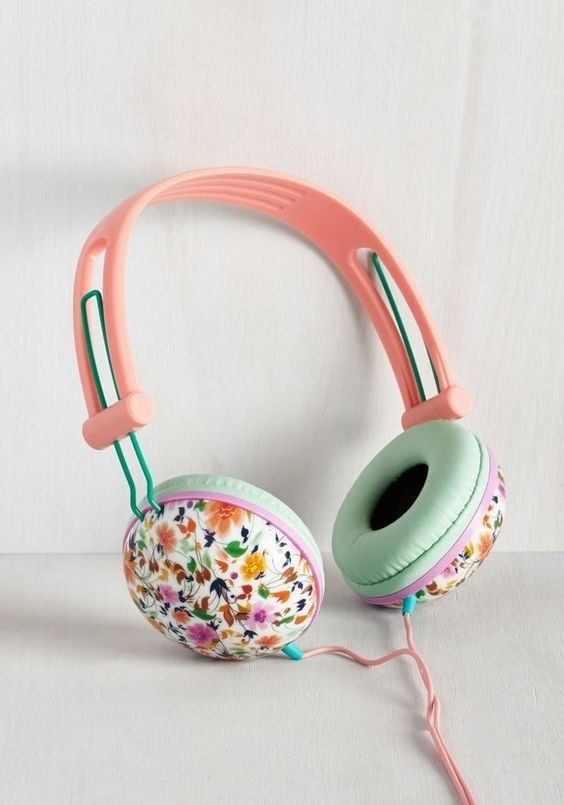These fancy headphones.