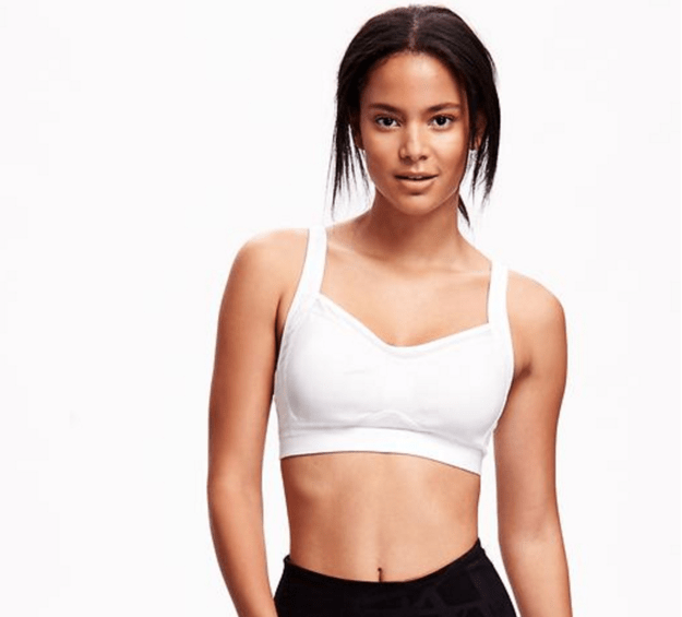 Don't waste your money on pregnancy bras. Just buy a few stretchy sports bras.