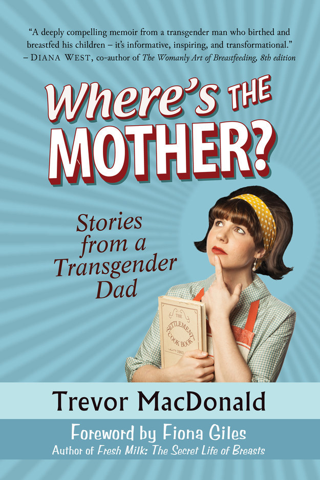 Where's The Mother? is an honest, accessible, and heartwarming memoir that follows his story from transition to pregnancy to finding a network of breastmilk-sharing parents.