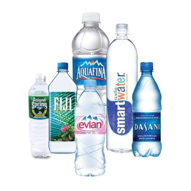 None of these bottled waters taste the same: