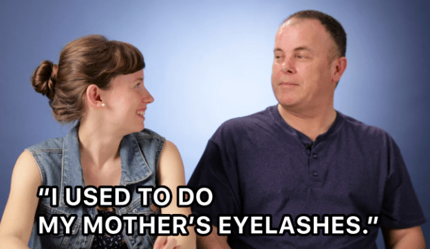 And family secrets were revealed: