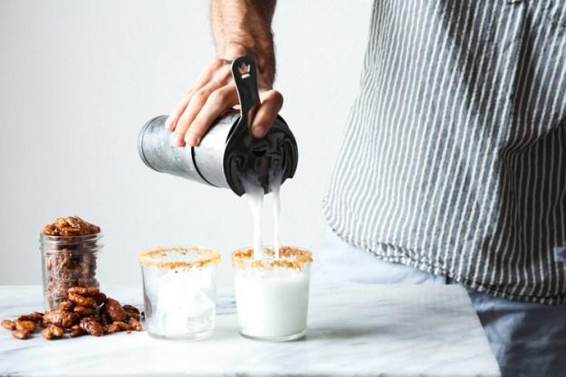 Coconut Milk Rum Punch