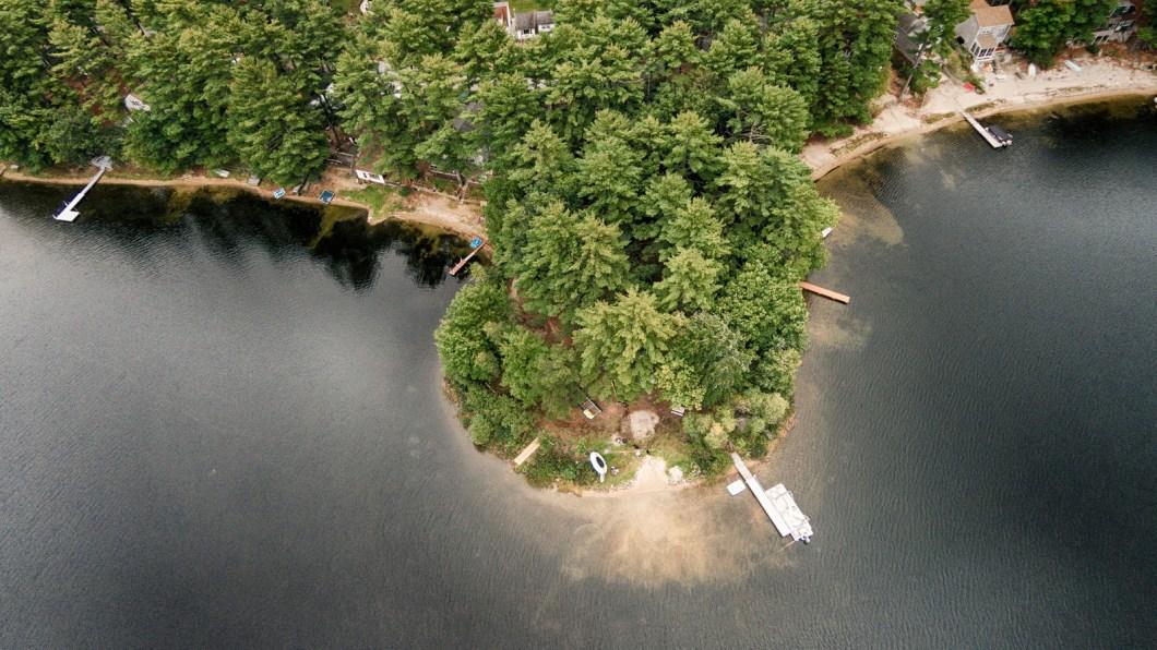 Loon Pond, Acton, Maine