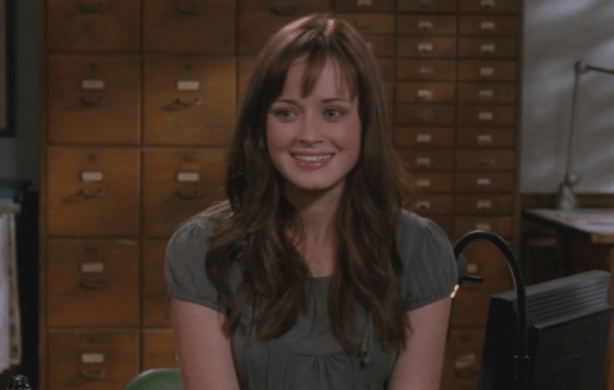 And, of course, people are *DYING* to know who Rory Gilmore ends up with, if we see her end up with anyone at all.