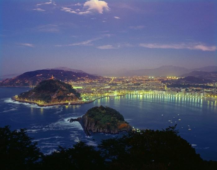 San Sebastian over in Spain doesn't seem too shabby.