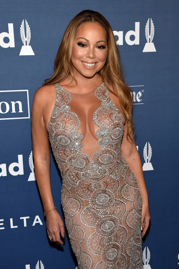Mariah Carey now: