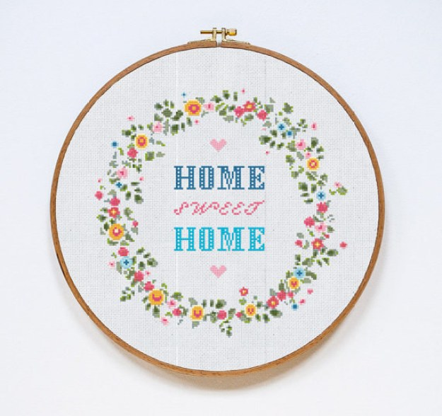 And remember, your apartment doesn't have to be perfect to be a home!