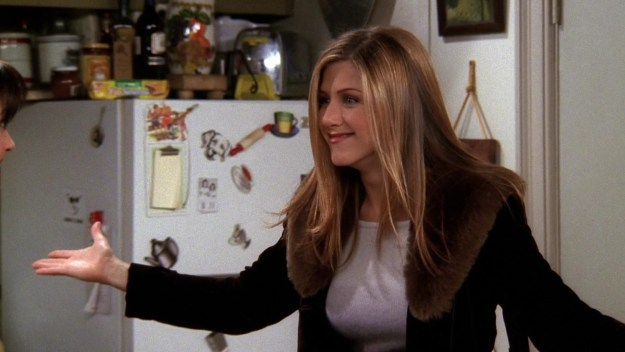 Rachel, she had a thing with Ross.