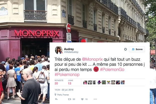 A Paris Monoprix Lance Pokemonop Une Operation Marketing Un Peu Trop Efficace
