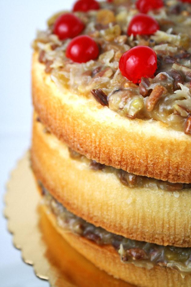 Alabama Lane Cake