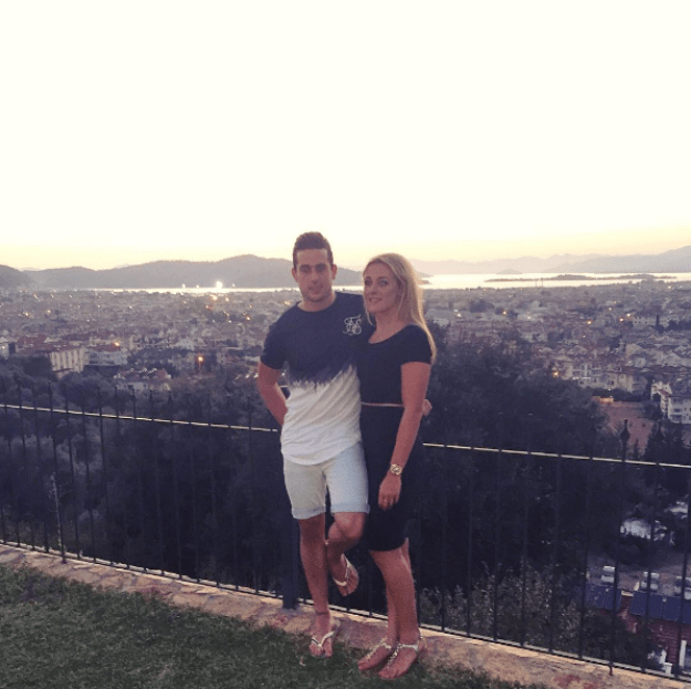 Siobhan-Marie O'Connor and Chris Walker-Hebborn