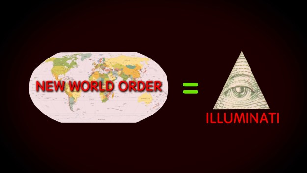 Assuming the Illuminati and the New World Order are one and the same, what does it all mean?