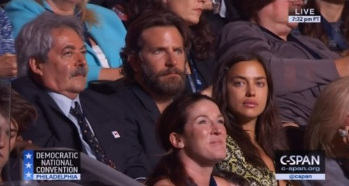 Democratic National Convention: Bradley Cooper