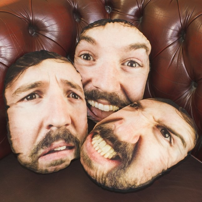 pillow with your own face