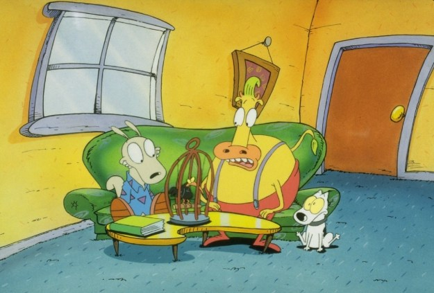 Well, we were wrong, it's about to get EVEN better! Nickelodeon is tripling down on the nostalgia, and announced in a press release today that its bringing back another one of its beloved series, Rocko's Modern Life, as a one-hour TV special.