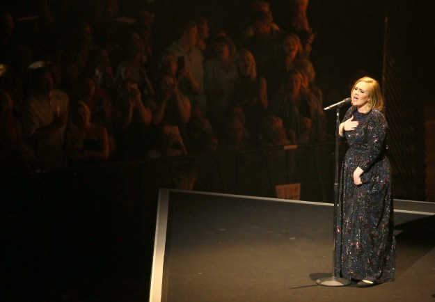 I love Adele. You love Adele. It's safe to say everyone pretty much loves Adele.