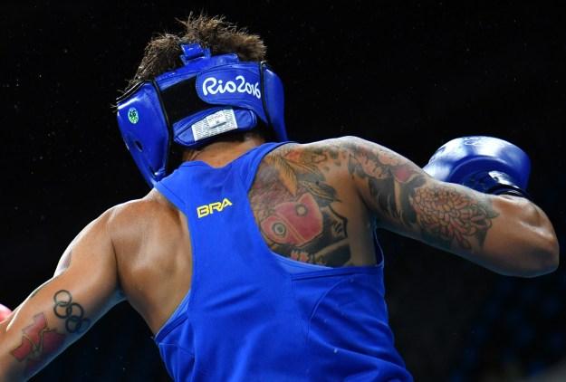 Definitivamente, Río es el lugar de los tatuajes.