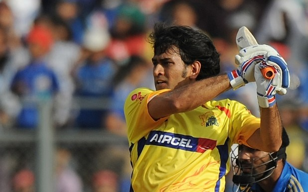 M.S. Dhoni holds a special place in Chennai's heart, as the fearless king of the Super Kings.