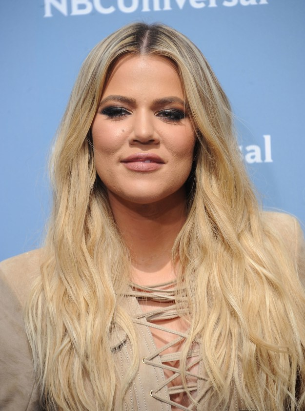 """This is Khloé Kardashian, and she recently wrote a blog post called """"My Sisters' Diets Are Cray."""""""