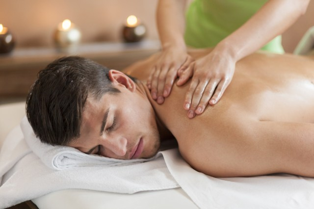 This massage therapy technique is said to help restore the natural alignment of the body by deeply manipulating connective tissue. Rolfing is also said to speed up the recovery of injuries.
