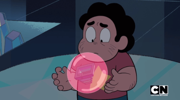 Bismuth was right. Steven is the better gem.