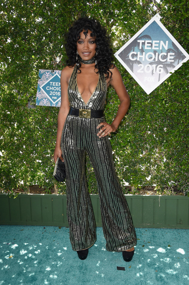 5. Keke Palmer at the 2016 Teen Choice Awards