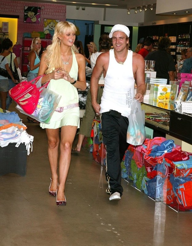 First and foremost the store is probably most synonymous with Paris Hilton, who practically lived there.