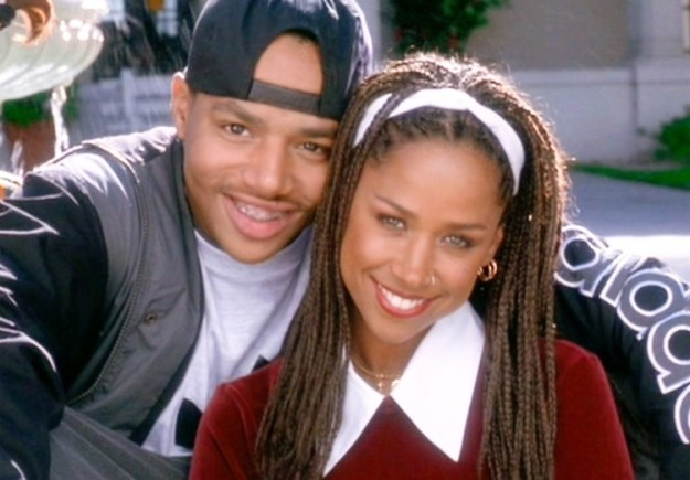 And if you've ever seen the film, you'd know that Dionne (Stacey Dash) and Murray (Faison) were the cutest couple ever.