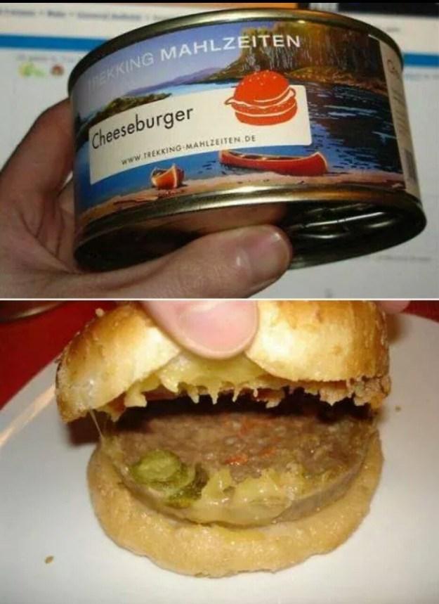 Dieser Snack für Wanderer, nach dessen Verzehr Dein Urlaub zu 100 Prozent gegessen ist.