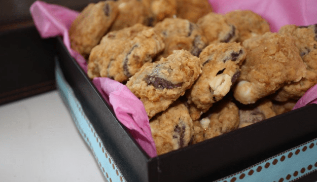 Jessica Seinfeld's Triple Chocolate Chickpea Cookies