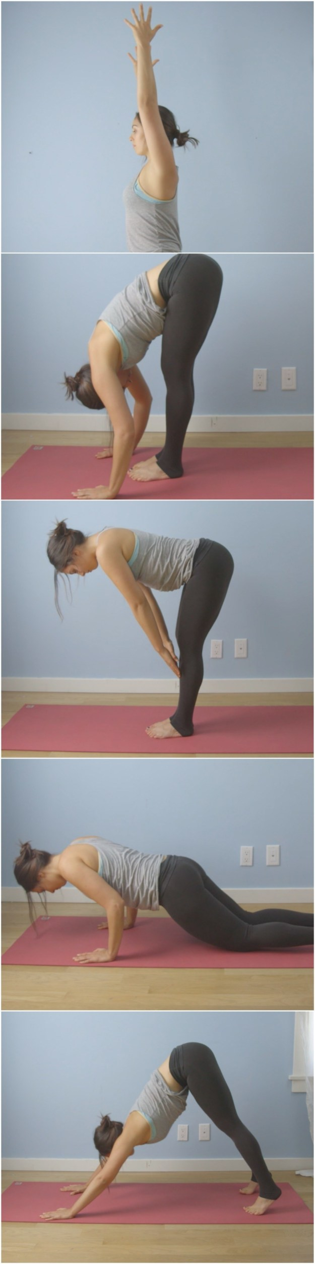 A Beginner Yoga Routine To Build Strength And Flexibility