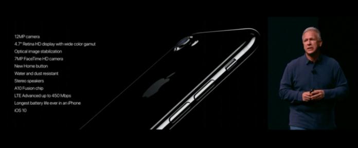 En enero, un reporte informó que el próximo iPhone perdería su conector de audio y los anuncios de ayer confirmaron esas noticias.