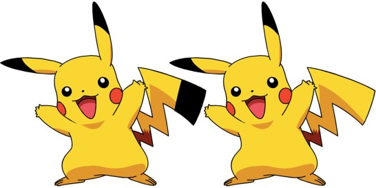 People remember there being a black mark on Pikachu's tail, but if you take a look at Pikachu now, you'll see nothing there. How so many people can remember an aspect of this character's appearance that doesn't actually exist, the world may never know.