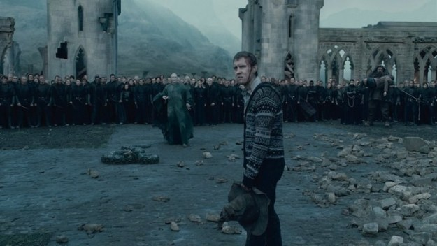 Voldemort's final speech, Harry Potter and the Deathly Hallows – Part 2 (2011)