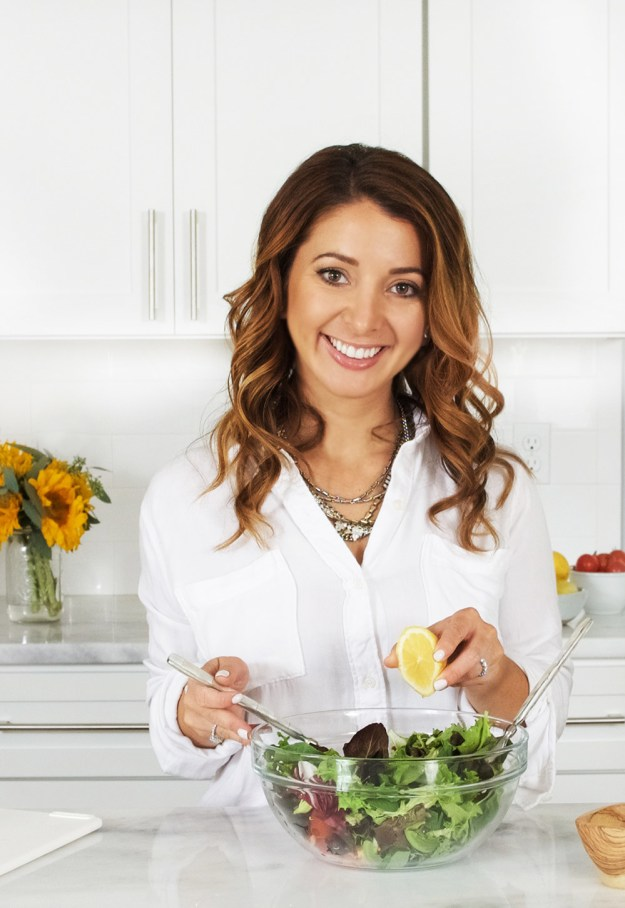 Meet Lexi Kornblum, the woman behind the healthy, paleo-ish food blog Lexi's Clean Kitchen.