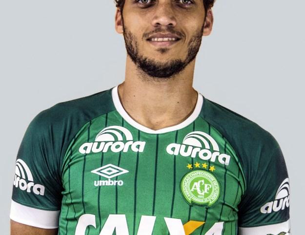Helio Hermito Zampier Neto, Chapecoense player, 31