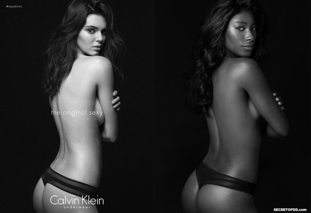 Dickreuter said they worked hard to make their photos match the real campaigns as accurately as possible.