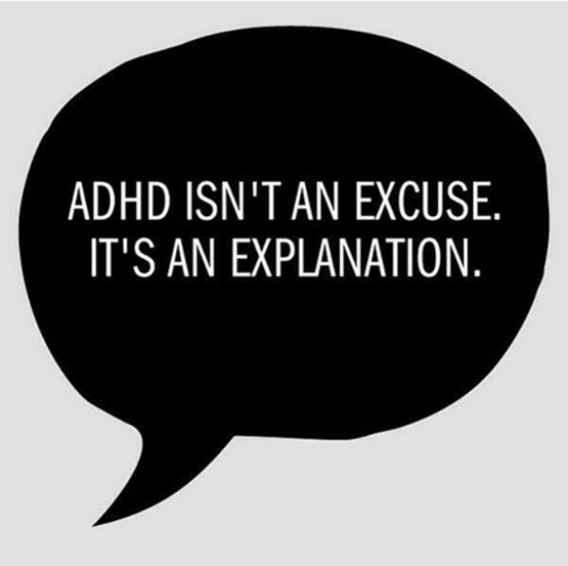 ADHD impacts every part of life — not just school.