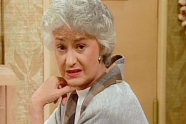 """21 Insults On """"The Golden Girls"""" That Were Straight-Up Savage"""