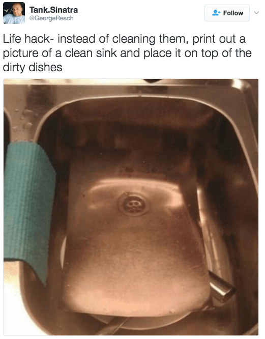 Just print your dirty dishes away!
