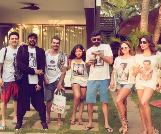 Seriously, Bipasha was pretty darn great at making her husband's 34th birthday hella special.