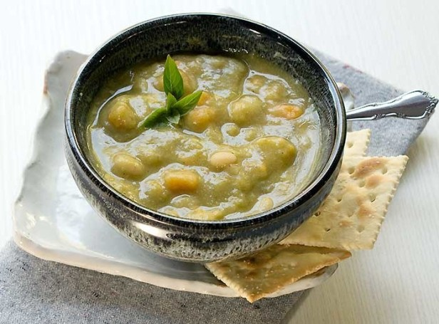 This take on a winter staple includes white beans. Get the recipe here.