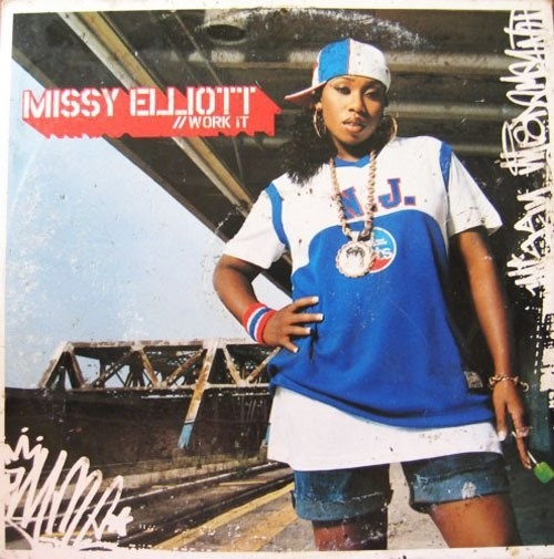 "I think we can all agree that Missy Elliot's ""Work It"" is one of the most banger-y of bangers that came out of the 2000s."