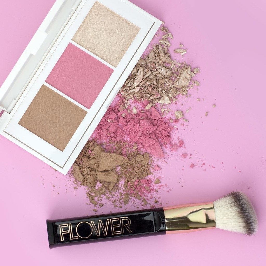 Image result for flower beauty cosmetics