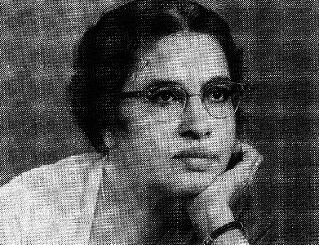 Justice Anna Chandy — the first female judge in India, and the first woman in India to become a High Court judge.