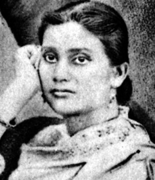 Anandi Gopal Joshi – the first Indian woman to get a degree in western medicine.