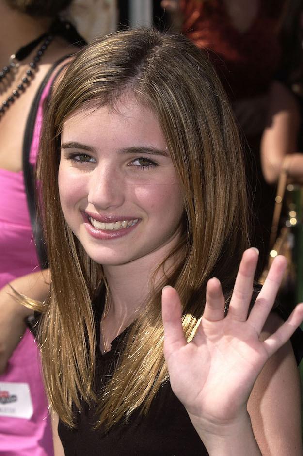 Emma Roberts was 13